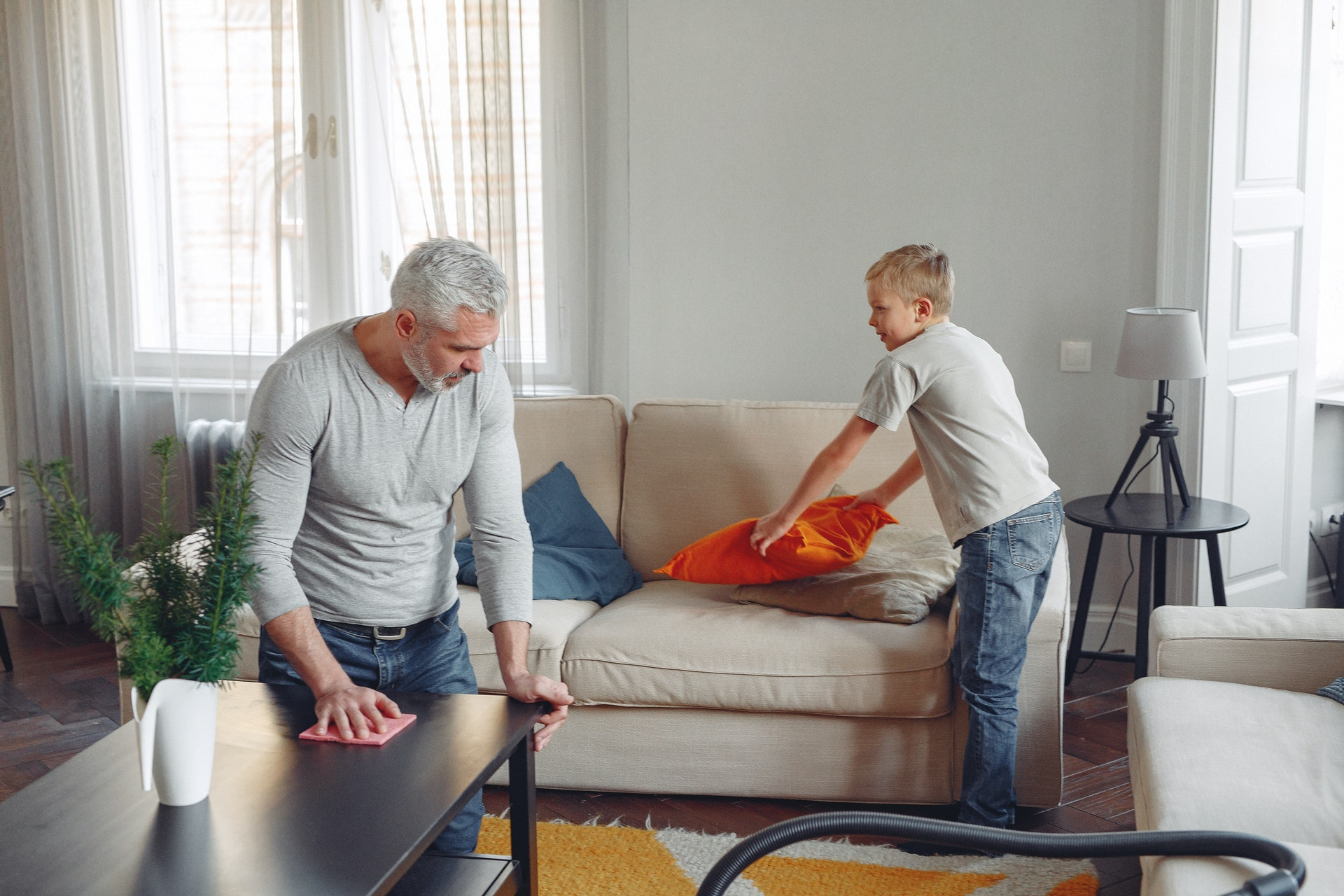 12 Tips For Keeping Your Home Clean With the Kids Out of School